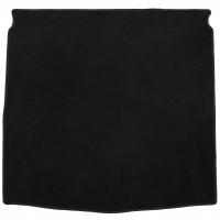 Коврик в багажник для Mazda 3 '14- седан, текстильный, черный (Optimal)