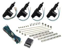 Комплект приводов для центрального замка CYCLON DLS-221