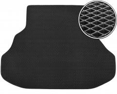 Фото 1 - Коврик в багажник для Honda Crosstour '10-15, EVA-полимерный, черный (Kinetic)