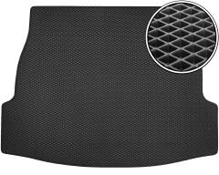 Коврик в багажник для Toyota RAV4  '19-, EVA-полимерный, черный (Kinetic)