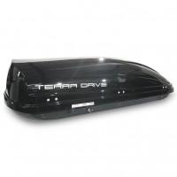 Бокс Terra Drive 440л. черный глянец, двухстороннее открытие