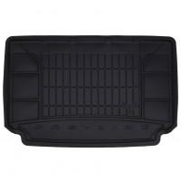 Коврик в багажник для Ford B-Max '12- (верхняя полка), резиновый, черный (Frogum)