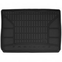 Коврик в багажник для Suzuki Vitara '15-, верхний, резиновый, черный (Frogum)