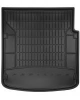 Коврик в багажник для Audi A7 '10-, резиновый, черный (Frogum)