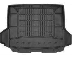 Коврик в багажник для BMW 5 F07 GT '09-, резиновый, черный (Frogum)
