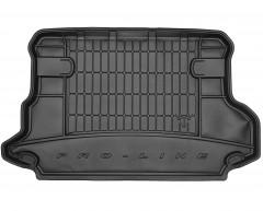 Коврик в багажник для Hyundai Tucson '03-09, резиновый, черный (Frogum)