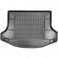 Коврик в багажник для Kia Sportage '10-15, резиновый, черный (Frogum)