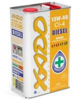 XADO Atomic Oil 15W-40 CI-4 Diesel (ж/б 5 л)