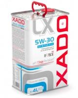 XADO Luxury Drive 5W-30 Synthetic (ж/б 4 л)