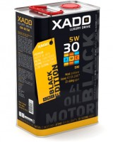 XADO LX AMC Black Edition 5W-30 SM/CF (ж/б 4 л)