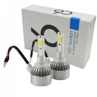 Автомобильные светодиодные лампочки C6 H27 36W (комплект: 2 шт)