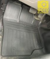 Фото 5 - Коврики передние в салон для Ford F-150 '14- резиновые (Stingray)