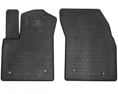 Коврики передние в салон для Ford Focus IV '19- резиновые (Stingray)