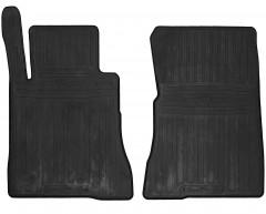 Коврики передние в салон для Ford Mustang '15- резиновые (Stingray)