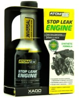 """Стоп-течь"" двигателя Atomex Stop Leak Engine 250 мл"