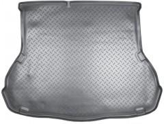 Коврик в багажник для Hyundai Elantra MD '11-15, полиуретановый (NorPlast) черный