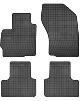 Коврики в салон для Peugeot 4008 '12-17 резиновые, черные (Frogum)