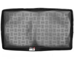 Коврик в багажник резино / пластиковый 89x49см. (Lada Locker)