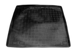 Коврик в багажник резино / пластиковый 89x83см. (Lada Locker)