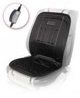 Накидка на сиденье с подогревом H 23014 BK (100x50см) черная