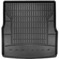 Коврик в багажник для Volkswagen Passat B8 '15- универсал, резиновый, черный (Frogum)