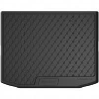 Коврик в багажник для Mitsubishi ASX '10-, резиновый, черный (GledRing)