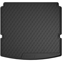 Коврик в багажник для Ford S-Max '15-, 7 мест, резиновый, черный (GledRing)