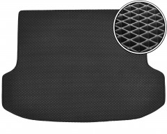 Коврик в багажник для Lexus RX '09-15 (амер. версия), EVA-полимерный, черный (Kinetic)