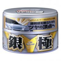 Полироль для серых цветов SOFT 99 00192 Extreme Gloss Wax 'KIWAMI' Silver