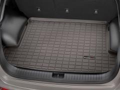 Коврик в багажник для Kia Sportage '16-, коричневый, резиновый (WeatherTech)