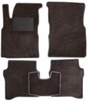 Коврики в салон для Nissan Primera '02-08, текстильные, серые (Optimal)