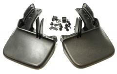 Брызговики передние для Volkswagen Polo SD/HB '09-. Оригинальные ОЕМ 6r0075111