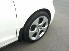 УЦЕНКА! Брызговики передние для Volkswagen Golf VI '09-12 Оригинальные ОЕМ 5k0075111