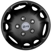 Колпаки на колеса R16 MERCURY CHROM BLACK (Jestic)