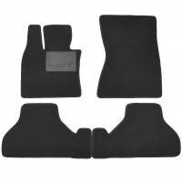 Textile-Pro Килимки в салон для BMW X5 E70 '07-13, текстильні, чорні (Optimal)