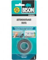 Скотч двухсторонний 19 мм*1.5 м на вспененной основе (Bison)