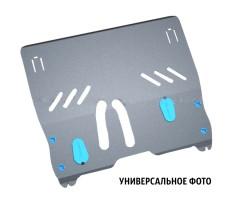 Защита коробки переключения передач и крепеж для Subaru XV 2017- (2мм) 2.0 бензин, АКПП