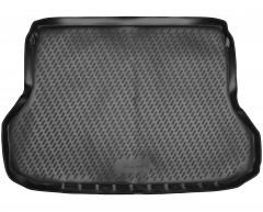 Коврик в багажник для Nissan X-Trail (T32) '15-, полиуретановый (Novline / Element) черный