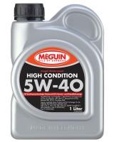 Meguin megol High Condition 5W-40 (1л)