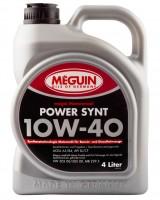 Meguin megol Power Synt 10W-40 (4л)