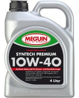 Meguin megol Syntech Premium 10W-40 (4л)
