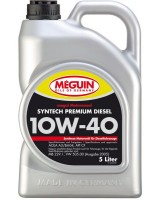 Meguin megol Syntech Premium Diesel 10W-40 (5л)