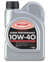 Meguin megol Super Performance 10W-40 (1л) (semi-synthetic)