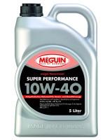 Meguin megol Super Performance 10W-40 (5л) (semi-synthetic)