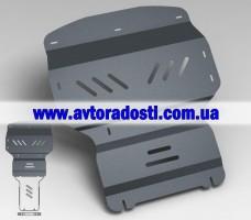 Защита картера двигателя для Lexus IS 250 '05- (2мм) 2,5 АКПП