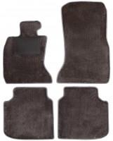 Коврики в салон для BMW 7 F02 '08-15, полный привод, текстильные, серые (Optimal)