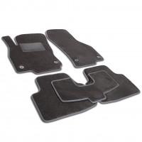 Textile-Pro Килимки в салон для BMW X4 '14-, текстильні, сірі (Optimal)