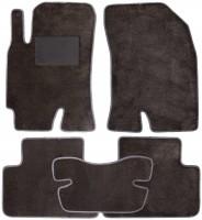 Коврики в салон для Chevrolet Epica '07-12, текстильные, серые (Optimal)