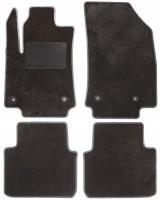 Коврики в салон для Citroen C3 Aircross '17-, текстильные, серые (Optimal)
