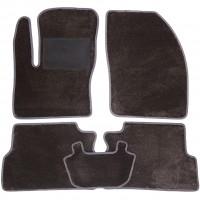 Коврики в салон для Ford C-Max '07-10, текстильные, серые (Optimal)